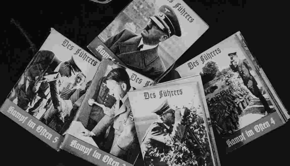 Propagande nazie : un peuple sous hypnose