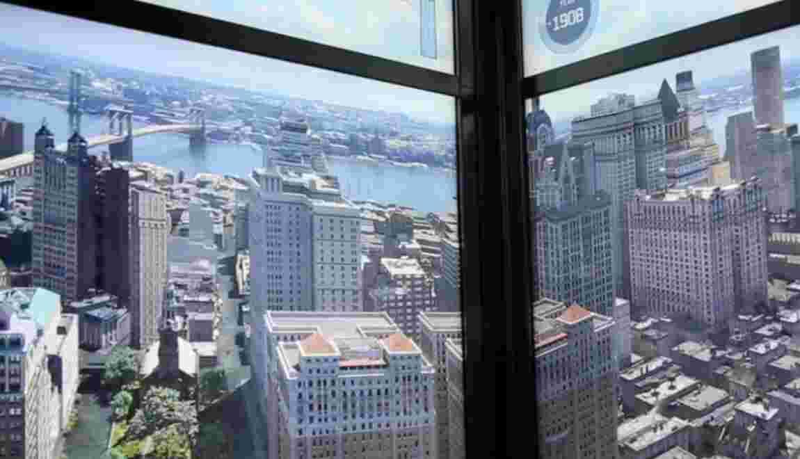 VIDÉO : à New York, voyage en ascenseur dans l'histoire de la construction de la ville