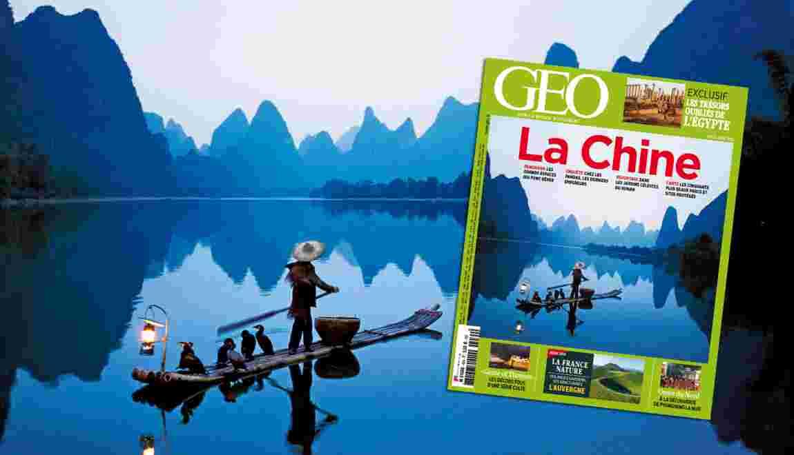Magazine GEO spécial Chine (n°434, avril 2015)