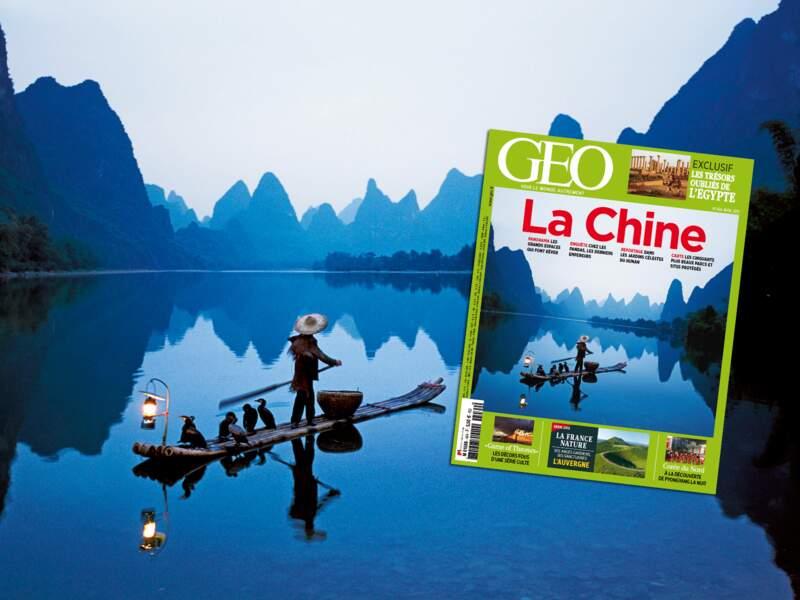 Retrouvez notre enquête sur les pandas en Chine dans le magazine GEO n°434 (avril 2015)