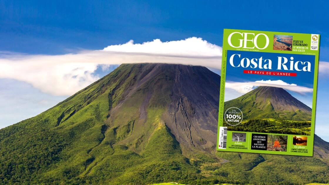 Magazine GEO décembre 2015 - Costa Rica