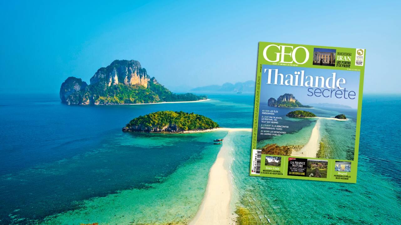 Magazine GEO spécial Thaïlande (n°440, octobre 2015)