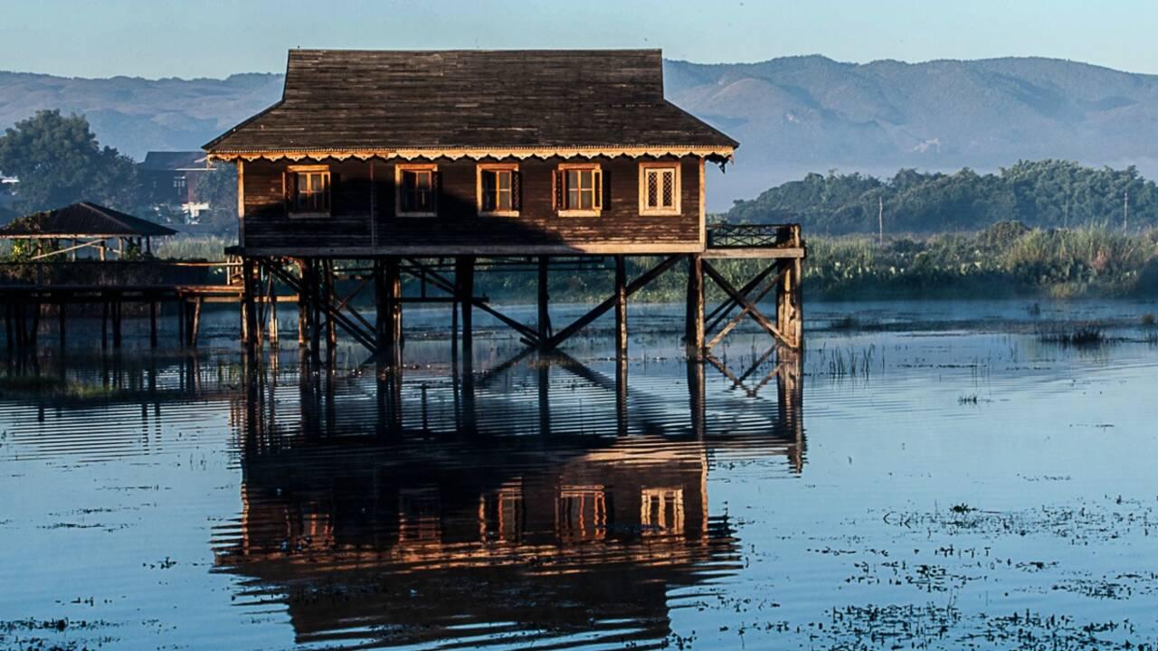 Communauté photo : En Birmanie, la vie sur le lac Inlé