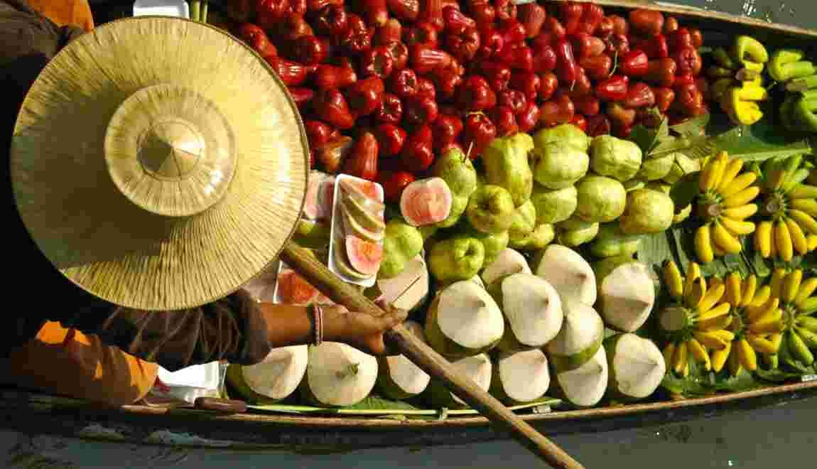 Quiz spécial fruits exotiques