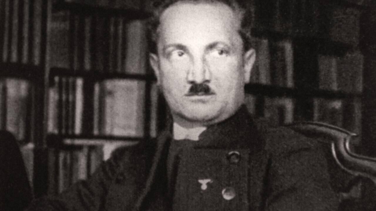 Martin Heidegger, les heures noires d'un philosophe