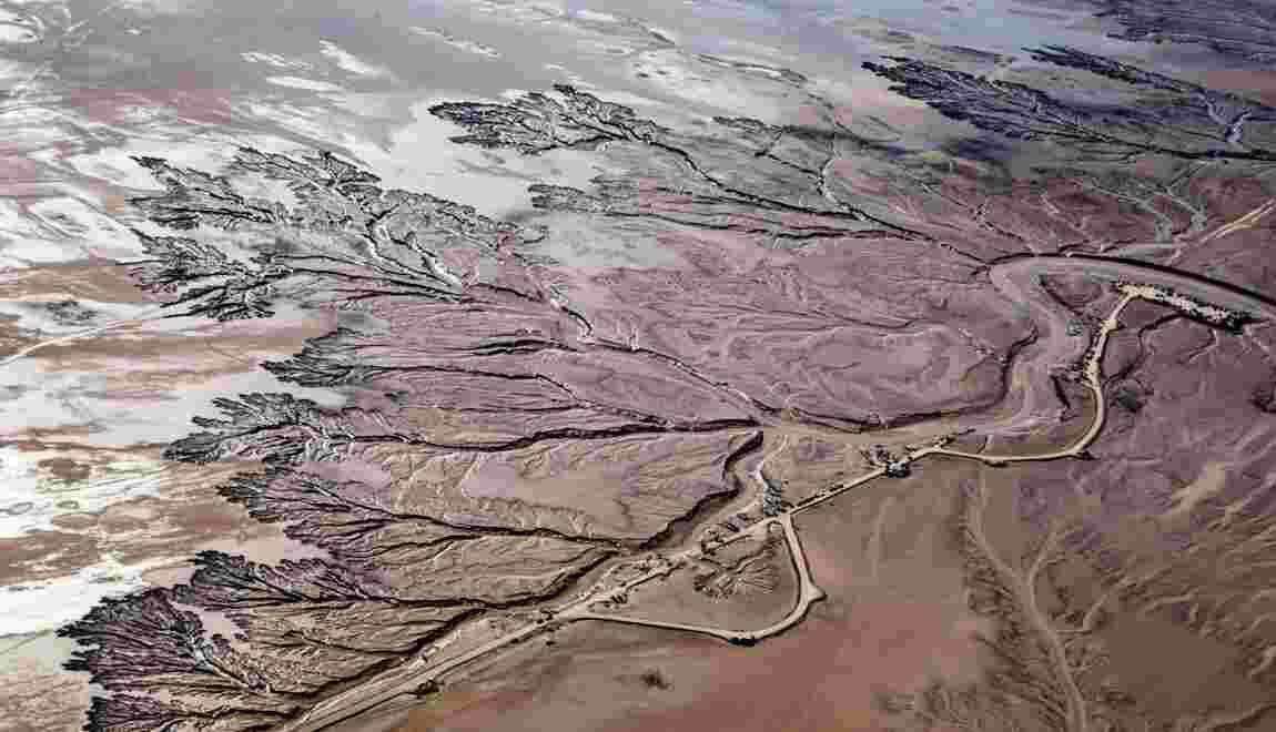 PHOTOS : Le Colorado, un fleuve épuisé par l'homme