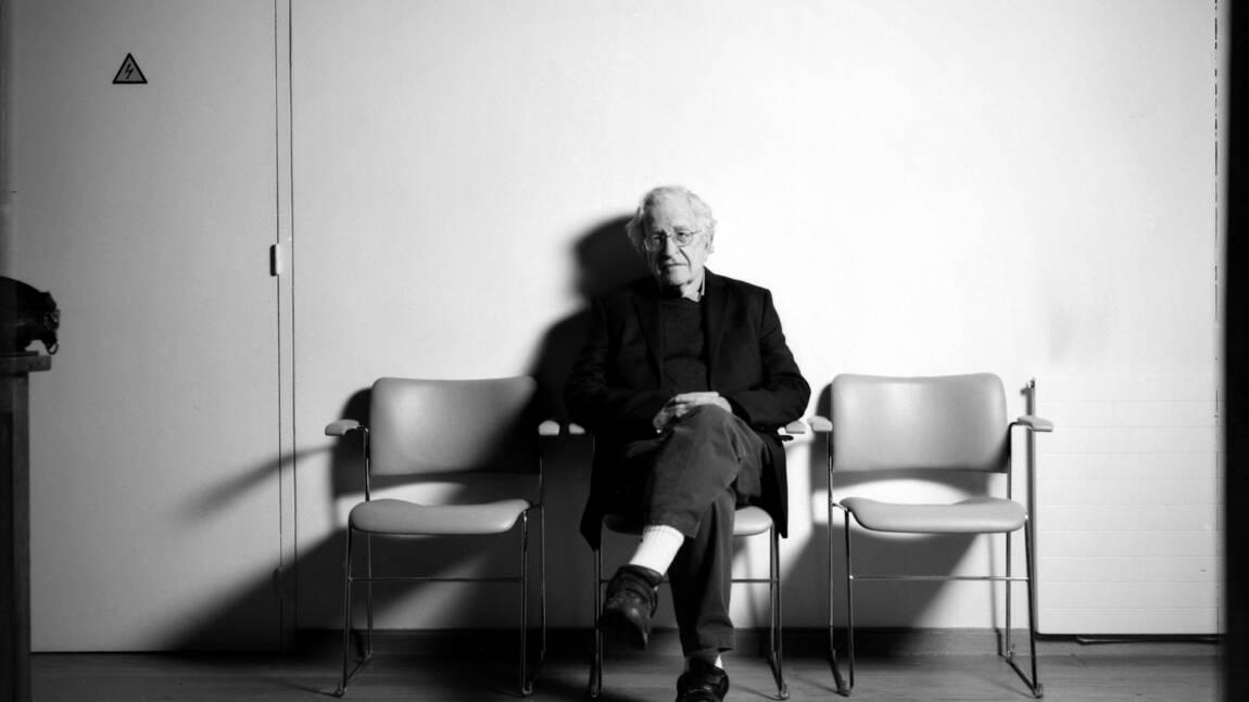 Noam Chomsky : sa solution pour la planète