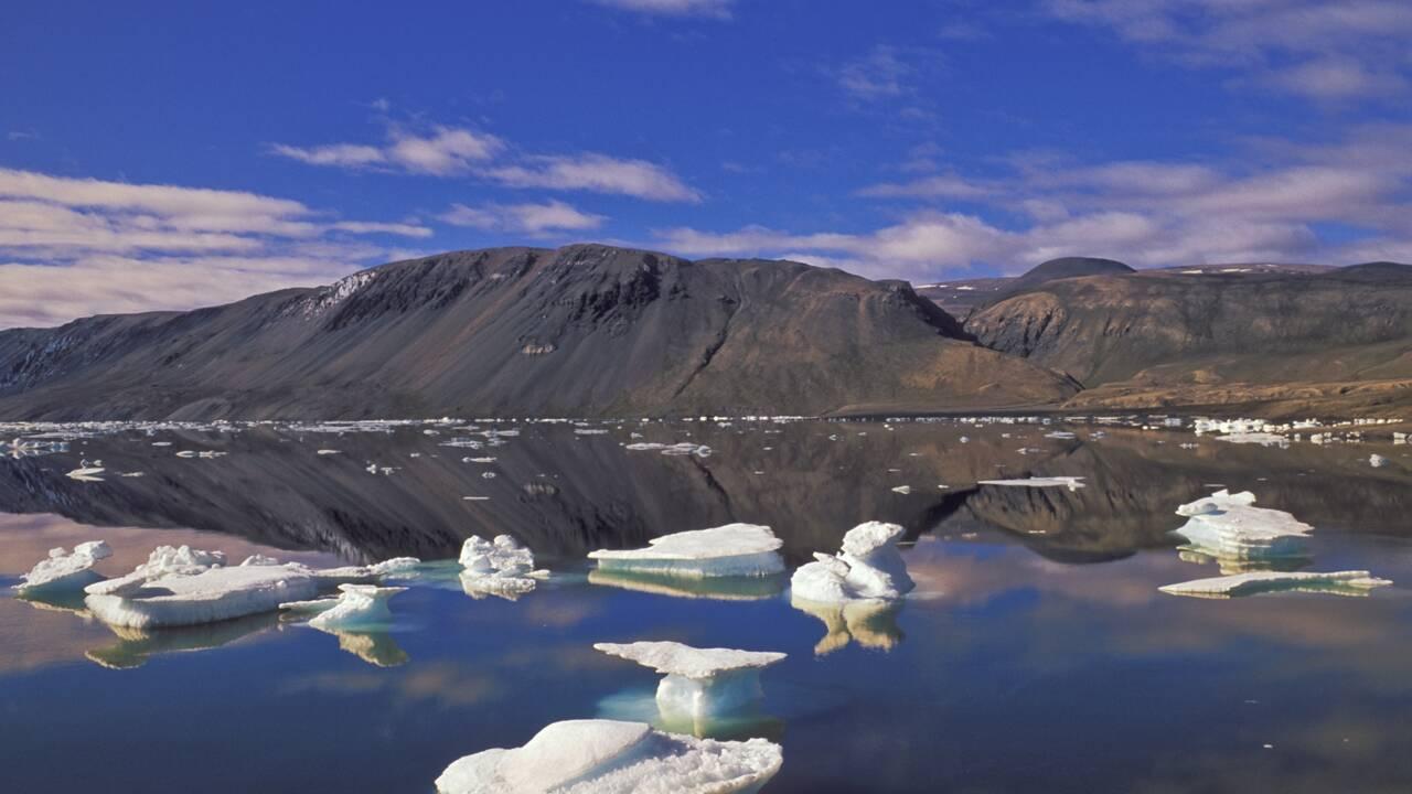 Ellesmere dans l'Arctique, une île au goût d'extrême