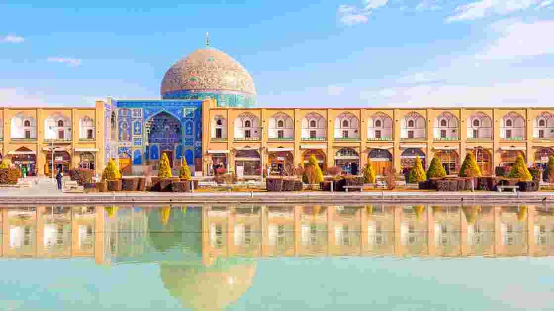 Partez à la découverte de l'Iran avec GEO et Amplitudes