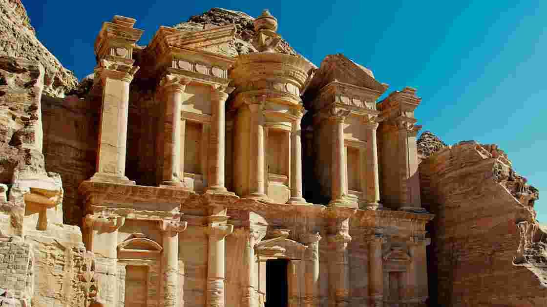 Jordanie : Pétra, la cité vermeille