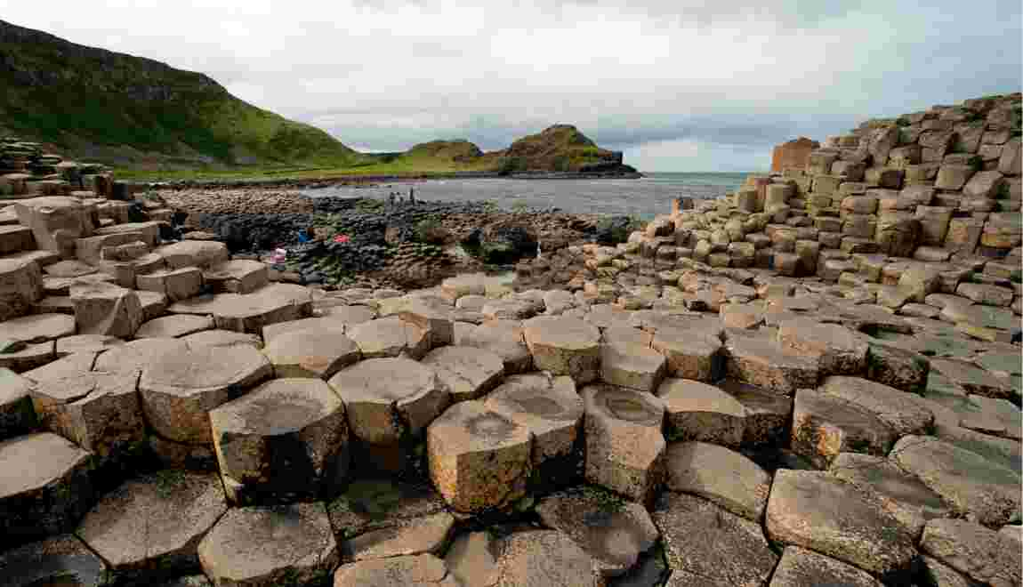 PHOTOS - Irlande : les splendeurs du nord en dix étapes