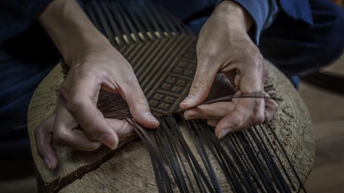 Artisans de Kyoto, la ville où le passé se conjugue au présent