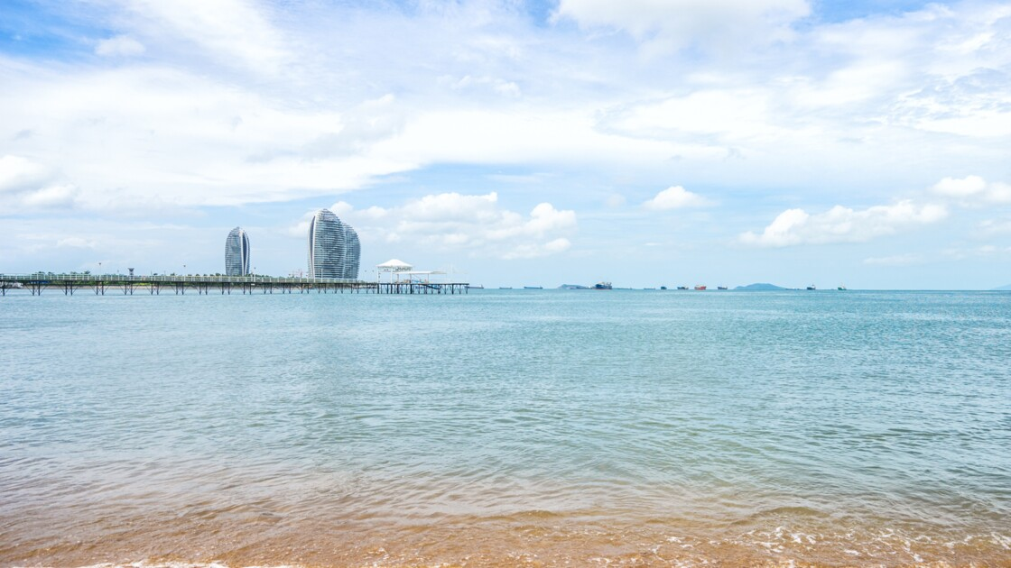 L'île de Hainan, farniente à la mode chinoise