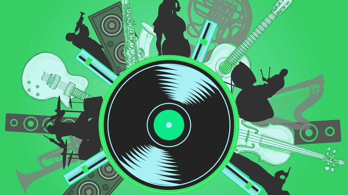Playlist : sons d'hiver et hommage à David Bowie