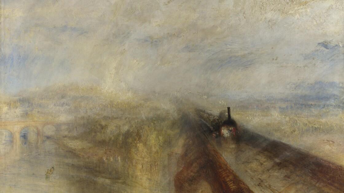 Sur les traces de Turner, peintre voyageur