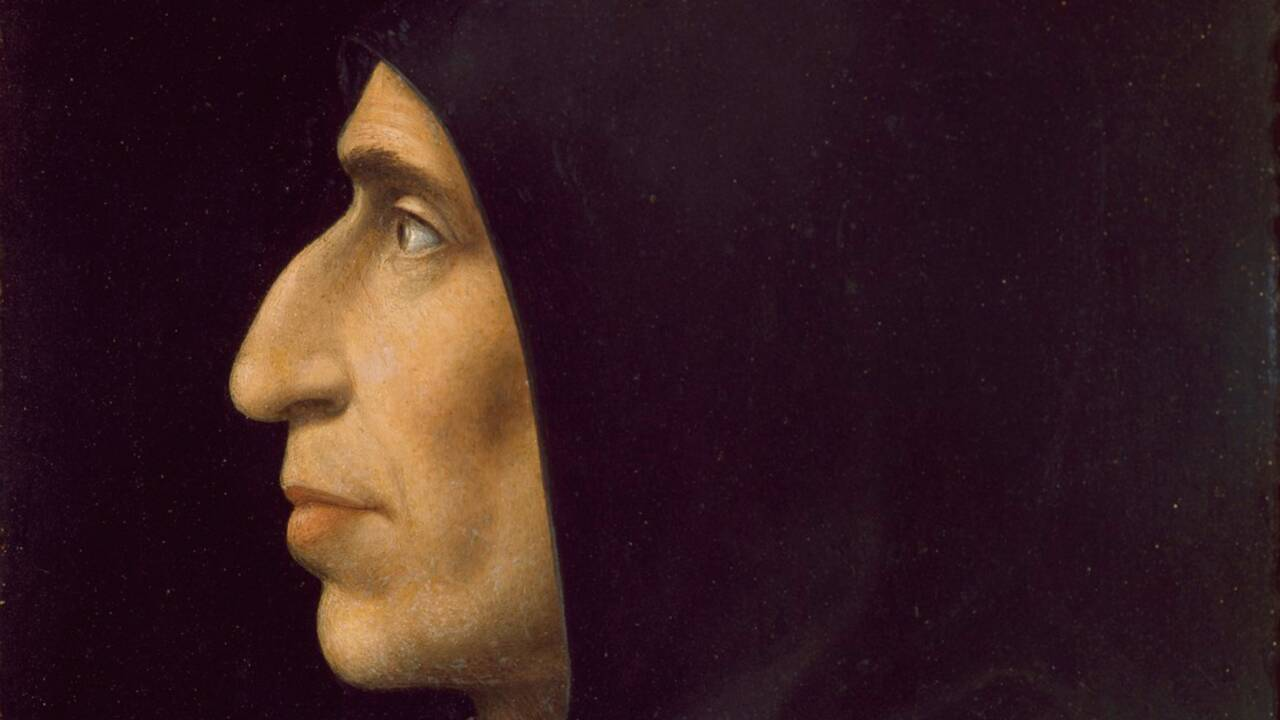 Florence sous le joug du fou de Dieu Jérôme Savonarole