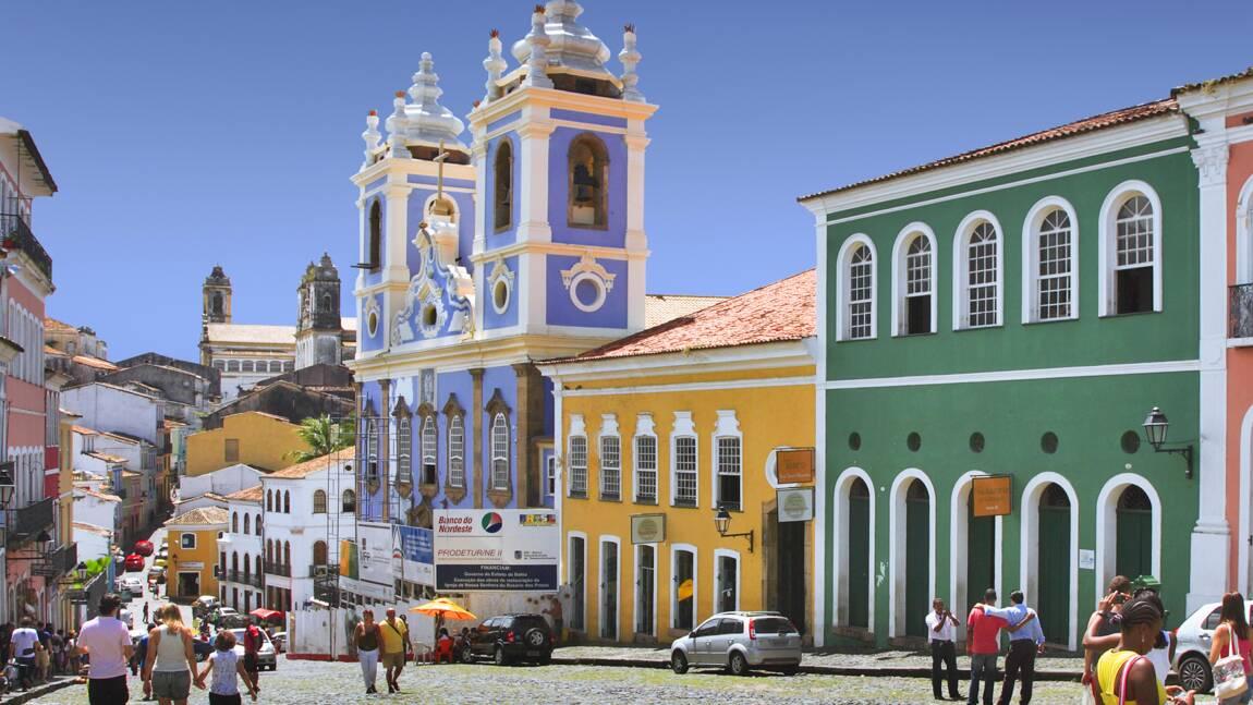 Au Brésil, Salvador de Bahia, la perle de l'Atlantique noir