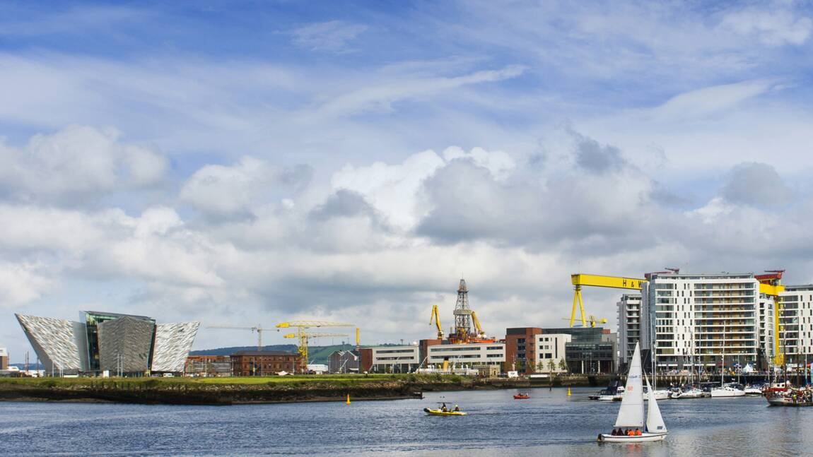 Apaisée, Belfast a réussi sa métamorphose