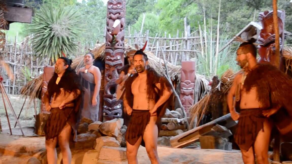 VIDÉO : Au cœur des traditions maories