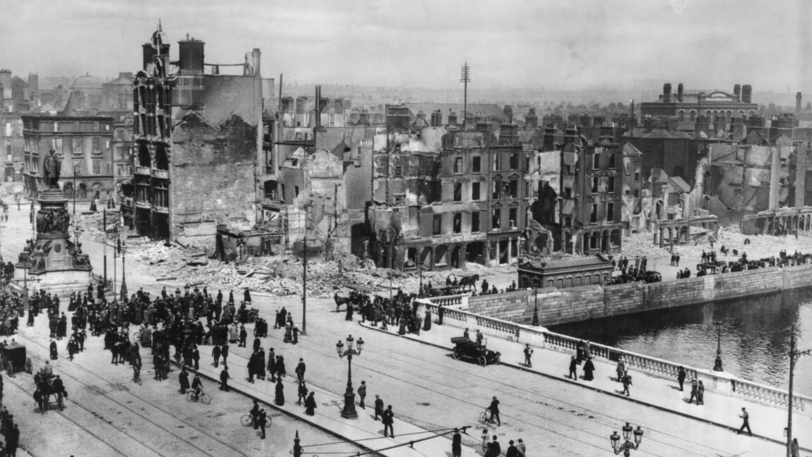 Irlande : un siècle de lutte dans la poudrière du nord