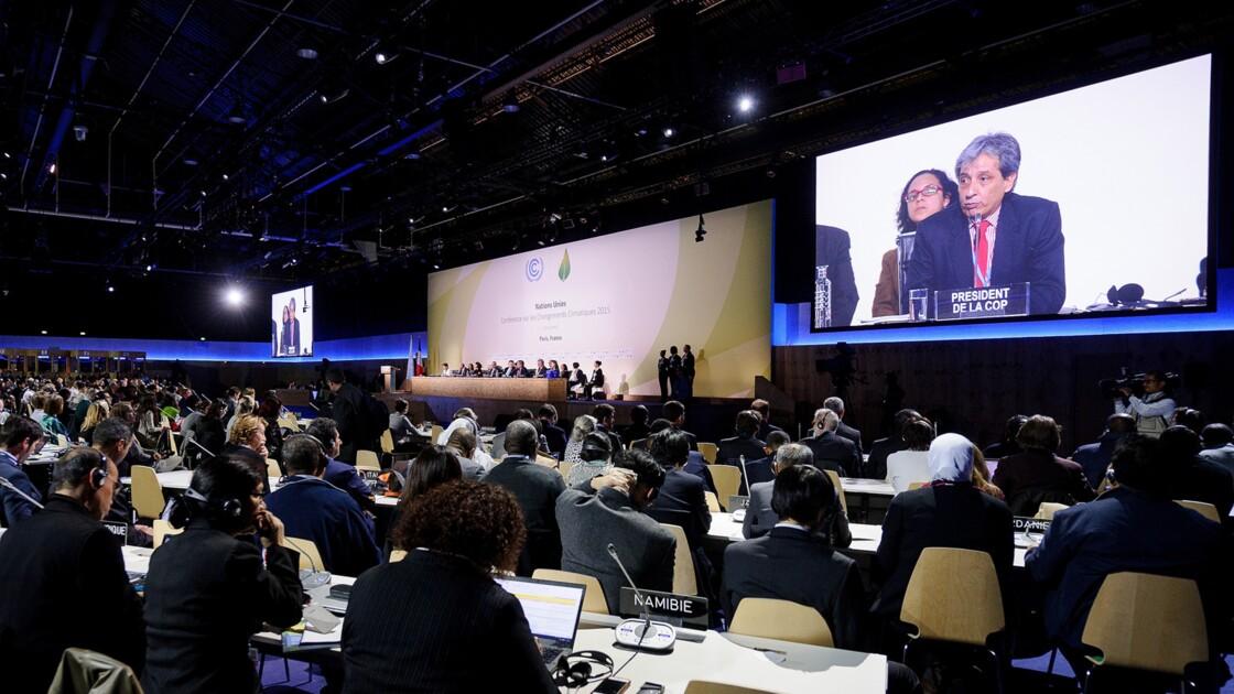 COP21 - Suivez l'actu en direct