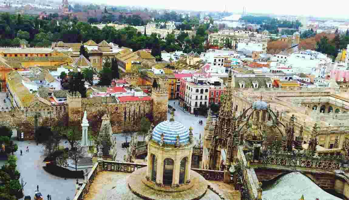 Espagne : Séville la merveille andalouse