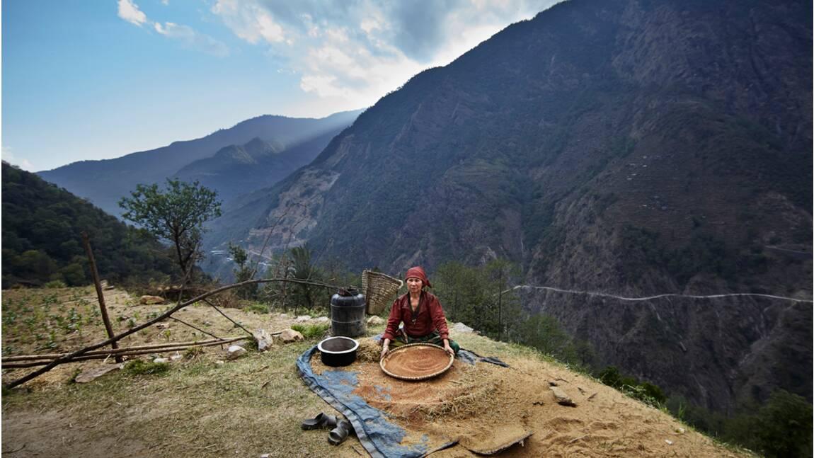 PHOTOS : Népal, la revanche des Sherpas
