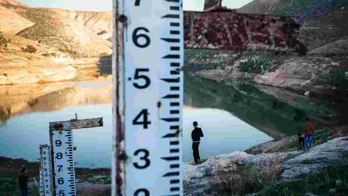 PHOTOS : L'apocalypse du fleuve Jourdain