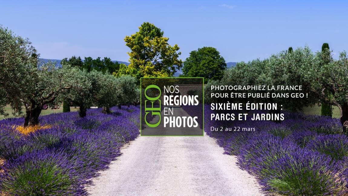 """Grand concours GEO """"Nos régions en photos"""" - Sixième édition"""