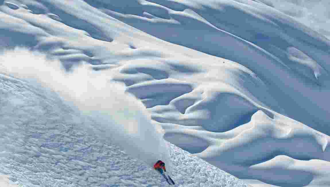Chili : À Portillo, ski en terre australe