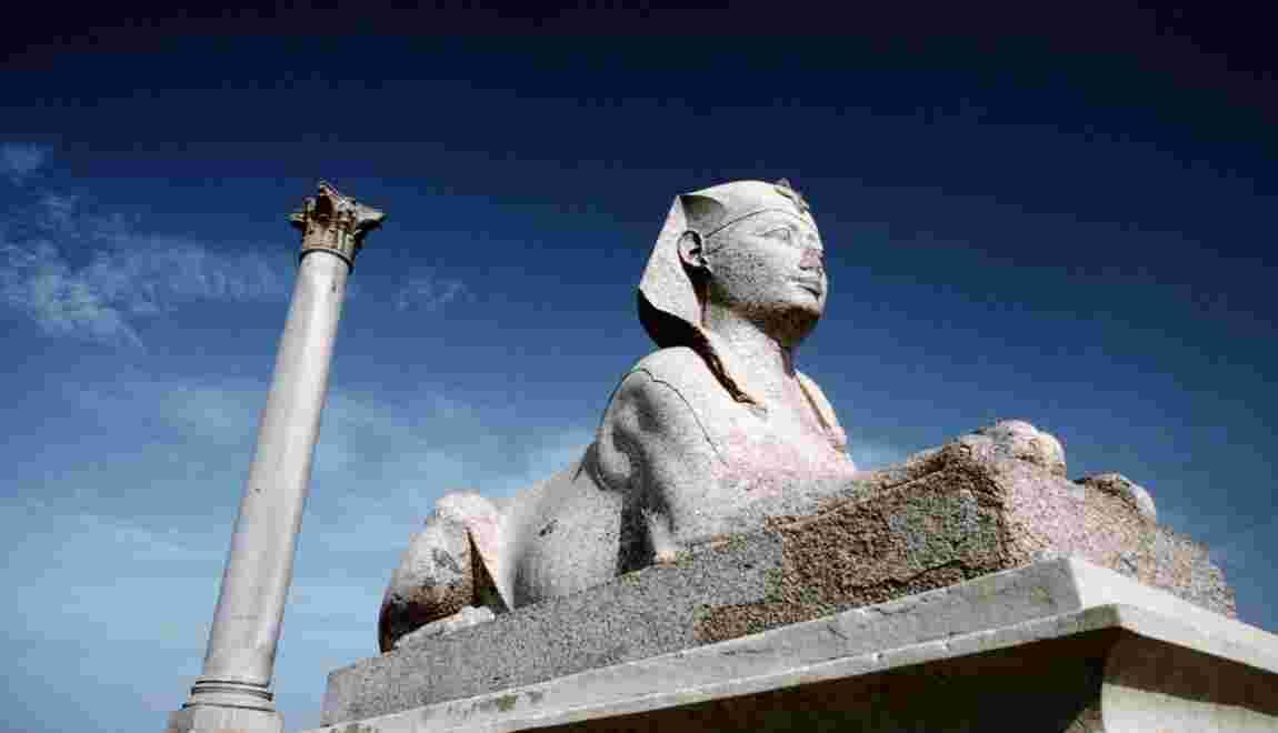 Alexandrie, une envoûtante nostalgie