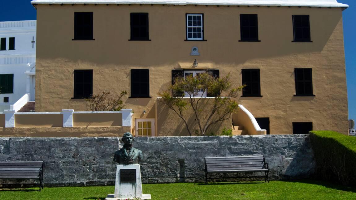 Bermudes : Saint George, un héritage jalousement gardé