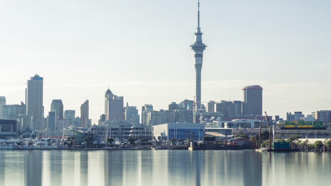 Auckland, dans le vent du Pacifique
