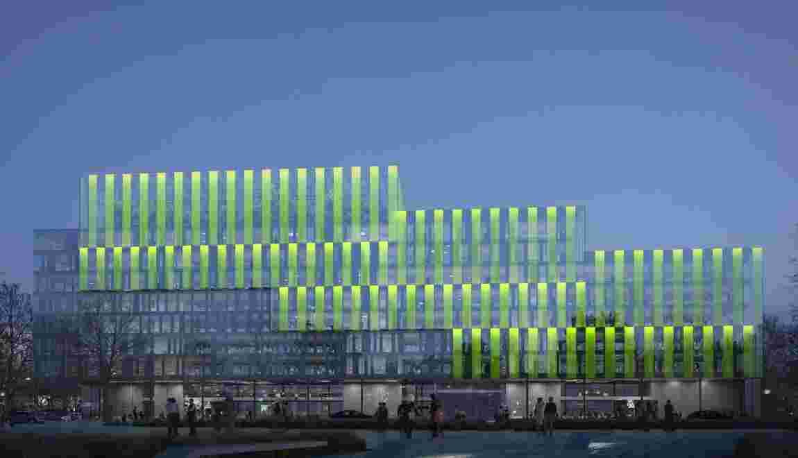VIDÉO - Des algues pour une ville durable