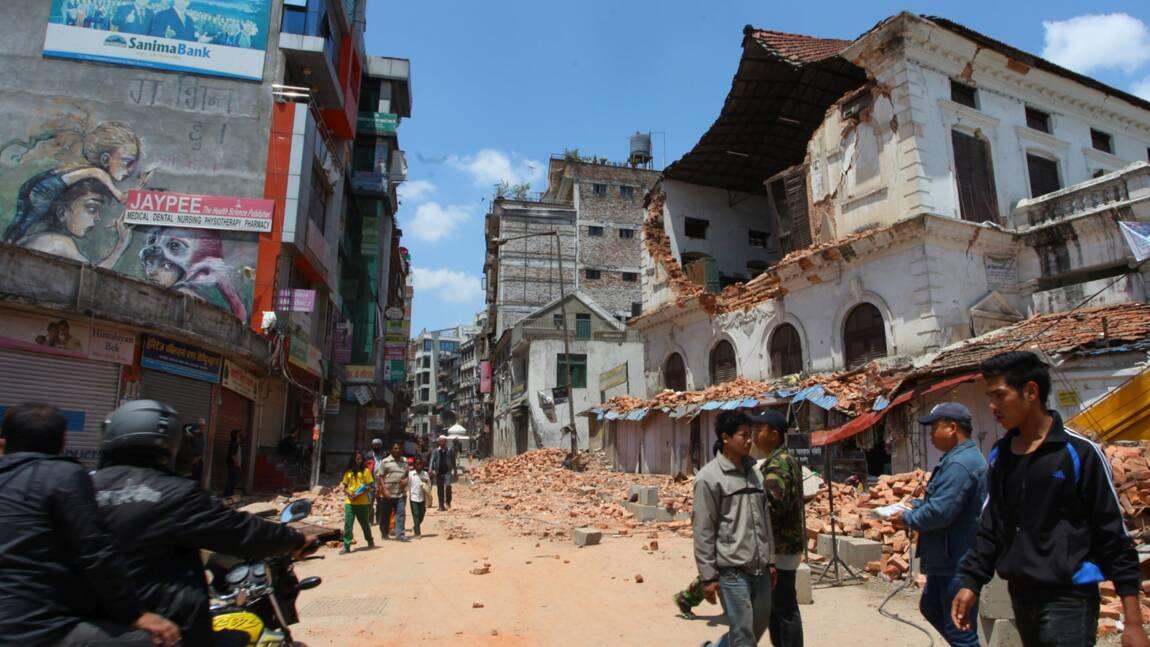 Séisme dans l'Himalaya : comment le web aide le Népal