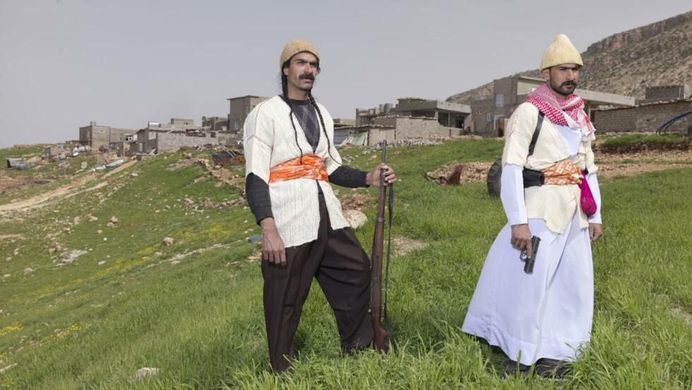 VIDÉO - Ils résistent à Daech en Irak : qui sont les Yézidis ?