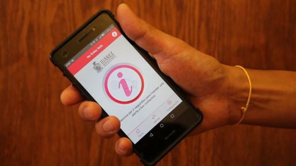 Au Mexique, une application vient au secours de femmes en danger