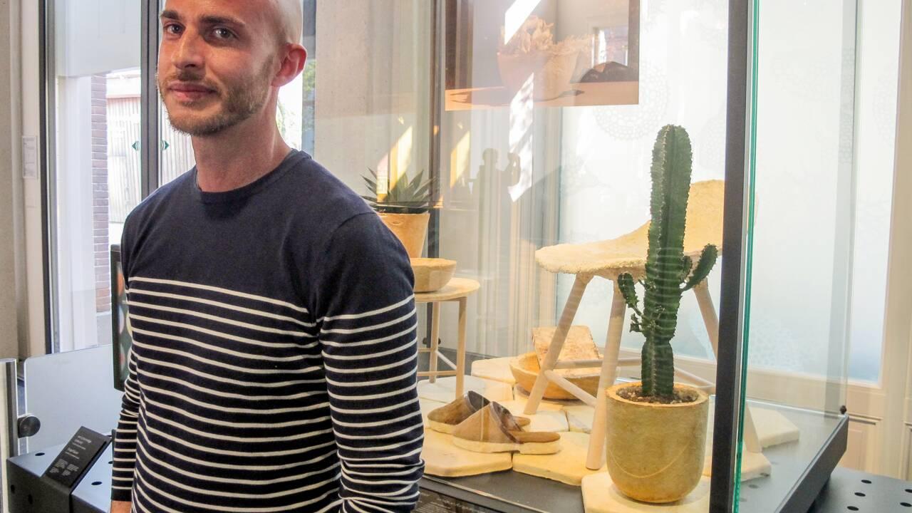 VIDÉO - Ce designer fait pousser des objets comme des champignons