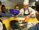 Des chefs cuisiniers dans des collèges en zone prioritaire