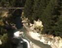 VIDÉO - Descendez une rivière à 80 km/h