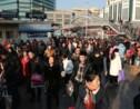En Chine, les gares ultra-bondées pour le Nouvel an lunaire