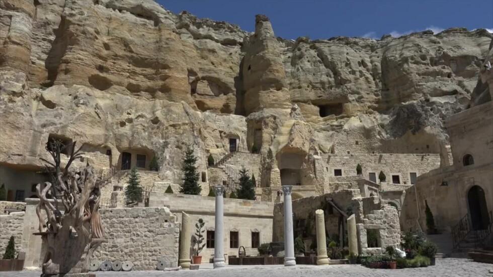 VIDÉO - Turquie : arpentez les paysages lunaires de la vallée de Göreme