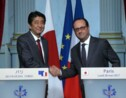 Hollande assure Abe du soutien au Japon face à la Corée du Nord