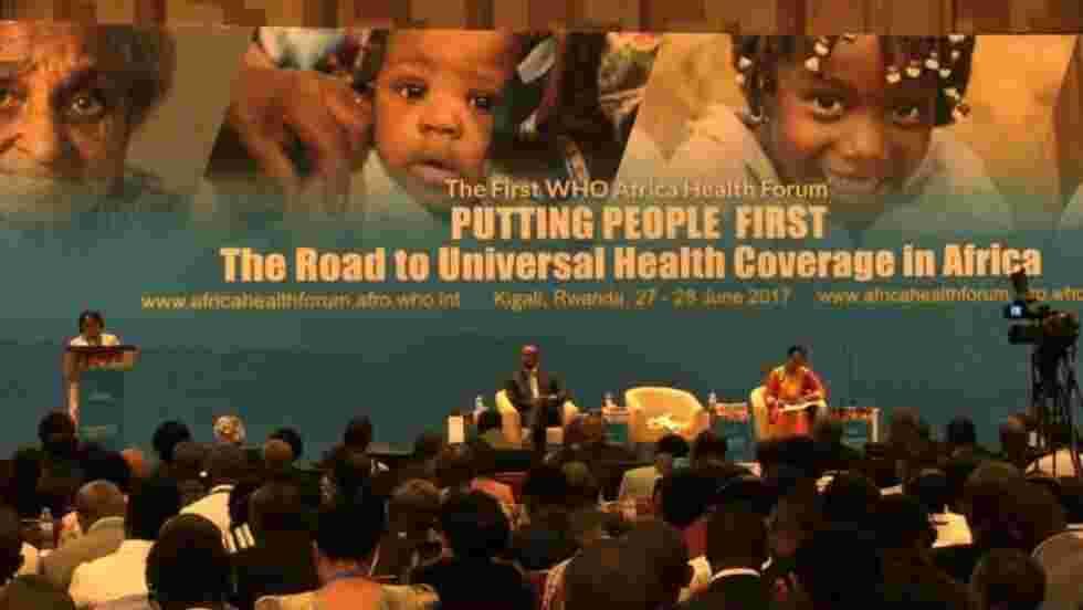 Le 1er Forum africain de la Santé s'ouvre à Kigali