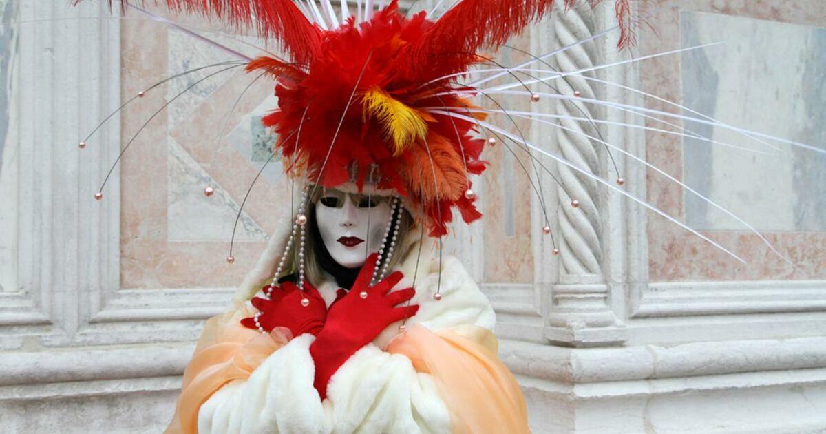 VIDÉO - Carnaval de Venise : un avant-goût des festivités