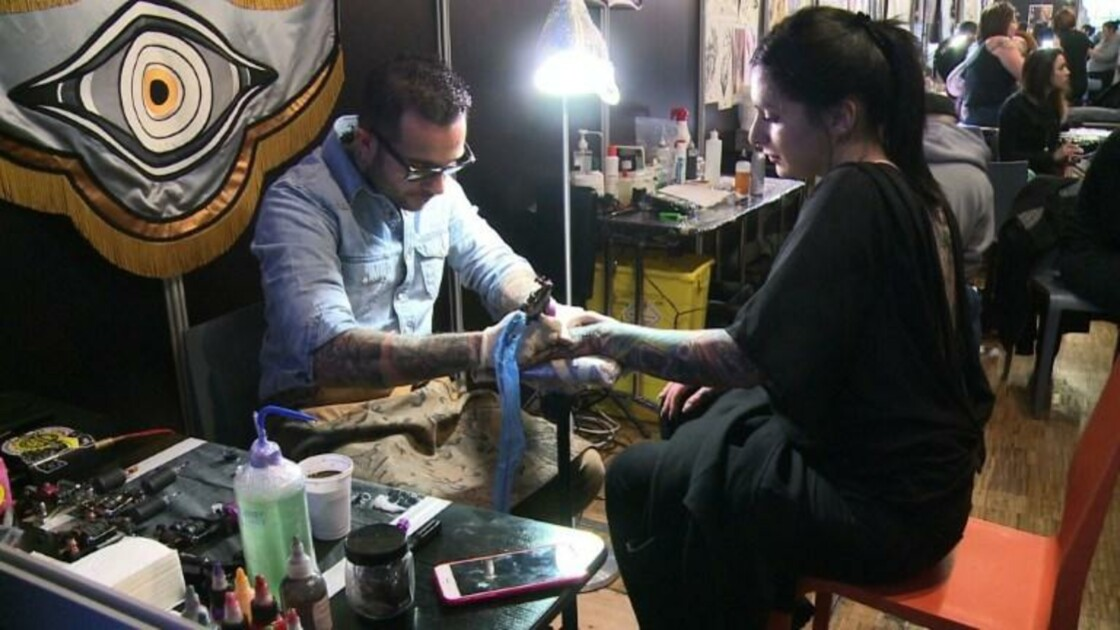 Le tatouage s'expose au Mondial de Paris
