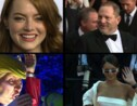 Les moments marquants des stars en 2017