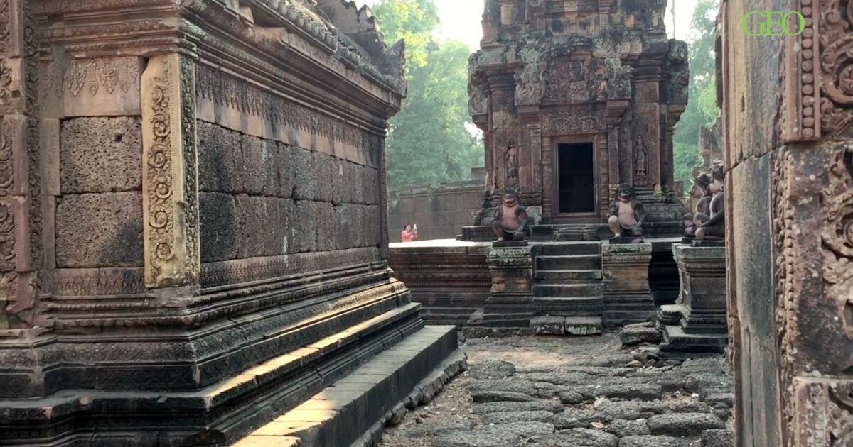 VIDÉO – Les temples méconnus d'Angkor, au Cambodge