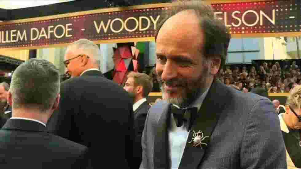 Oscars: arrivée des réalisateurs nommés sur le tapis rouge