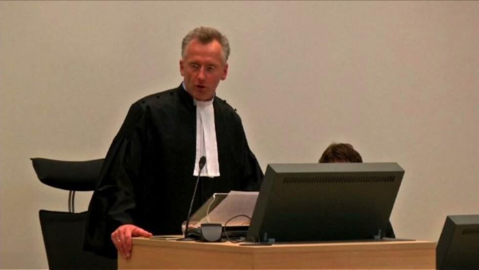 Pays-Bas: une amende de 5.000 euros requise contre Geert Wilders